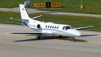 YU-TUC - Cessna 550B Citation Bravo - Air Pink