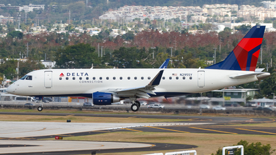 N295AY - Embraer 170-200LR - Delta Connection (SkyWest Airlines)