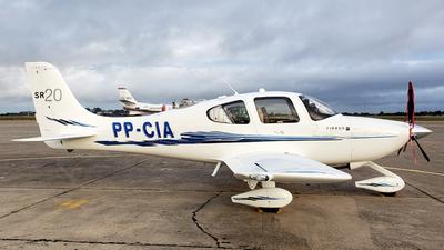 PP-CIA - Cirrus SR20 - Private