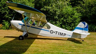 G-TIMP - Aeronca 7BCM Champion - Private