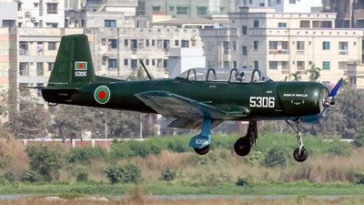 5306 - Nanchang PT-6A - Bangladesh - Air Force