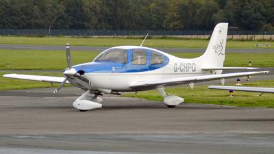 G-CHPG - Cirrus SR20-G2 - Private