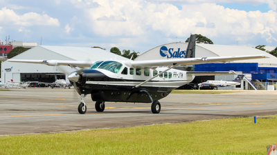 PR-JTW - Cessna 208B Grand Caravan EX - Private