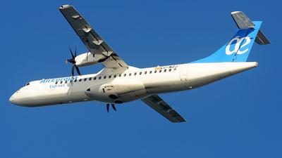 A picture of ECMZJ - ATR 72500 - Air Europa - © Alexander Portas
