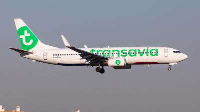 F-HTVA - Boeing 737-8K2 - Transavia France