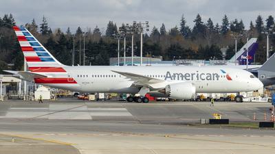 N874AN - Boeing 787-8 Dreamliner - American Airlines