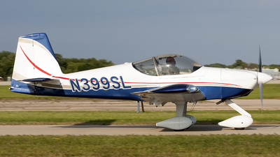 N399SL - Vans RV-14A - Private