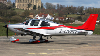 2-CYFR - Cirrus SR22T-GTS G5 Carbon - Private