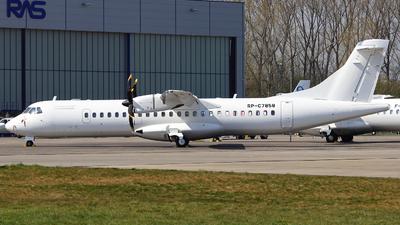 RP-C7858 - ATR 72-212A(500) - Skyjet