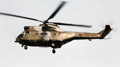 XW227 - Westland Puma HC.1 - United Kingdom - Royal Air Force (RAF)