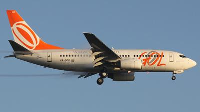 PR-GOD - Boeing 737-75B - GOL Linhas Aéreas