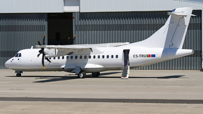 CS-TRU - ATR 42-600 - White Airways
