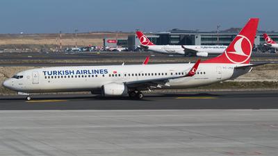 A picture of TCJYG - Boeing 7379F2(ER) - Turkish Airlines - © Furkan Borakazi