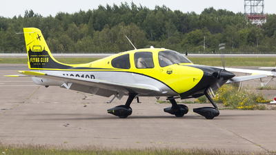 N621GB - Cirrus SR20-G3 - Cirrus Aviation