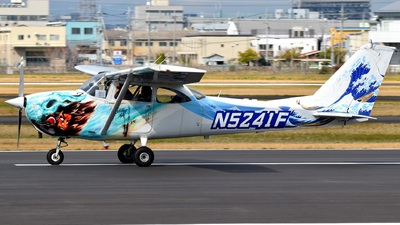 N5241F - Cessna T-41 Mescalero - Yokota Flight Training Center