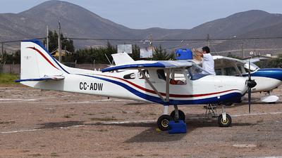 CC-ADW - AeroAndina MXP-150 Kimbaya - Club Aéreo de Melipilla