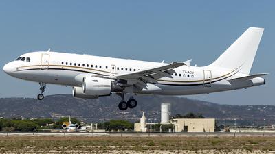 T7-ACJ - Airbus A319-115(CJ) - Comlux Aviation Malta