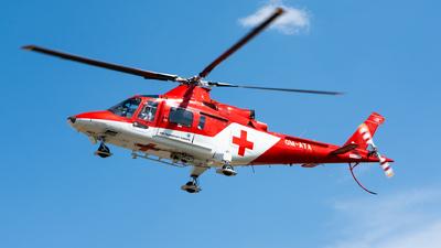 OM-ATA - Agusta A109K2 - Air Transport Europe (ATE)