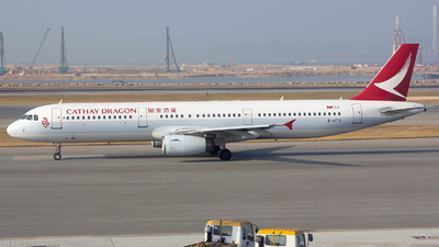 A picture of BHTG - Airbus A321231 - Cathay Dragon - © Sandra