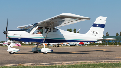 I-8740 - Tecnam P92 Echo - Private