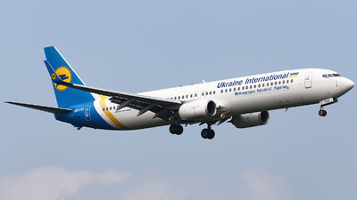UR-PSI - Boeing 737-9KVER - Ukraine International Airlines
