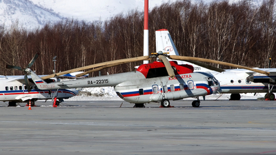 RA-22315 - Mil Mi-8MT Hip - Petropavlovsk-Kamchatskoe Aviation Enterprise
