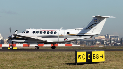 A32-003 - Beechcraft B300 King Air 350i - Australia - Royal Australian Air Force (RAAF)