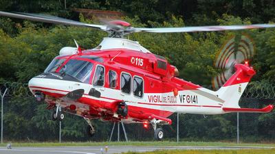 VF-141 - Agusta-Westland AW-139 - Italy - Vigili del Fuoco