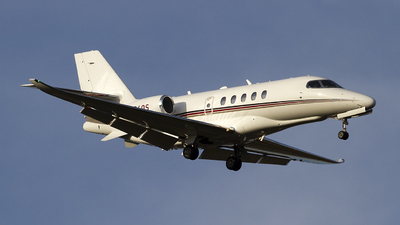 N626QS - Cessna Citation Latitude - NetJets Aviation