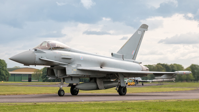 ZJ927 - Eurofighter Typhoon FGR.4 - United Kingdom - Royal Air Force (RAF)