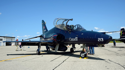 155213 - British Aerospace Hawk 100 - Canada - Royal Air Force