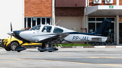 PP-JAL - Cirrus SR22T-GTS - Private