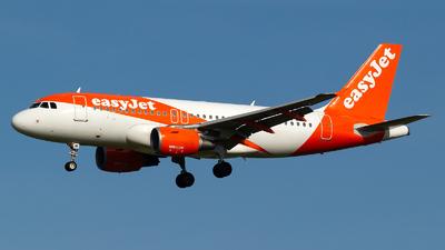 G-EZIF - Airbus A319-111 - easyJet