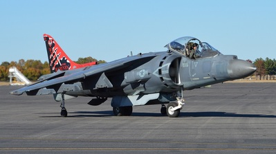 165001 - McDonnell Douglas AV-8B+ Harrier II - United States - US Marine Corps (USMC)