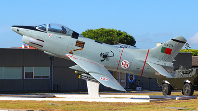 5430 - Fiat G91-R/4 - Portugal - Air Force