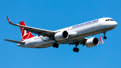 A picture of TCLSZ - Airbus A321271NX - Turkish Airlines - © Ömür Sadikoglu
