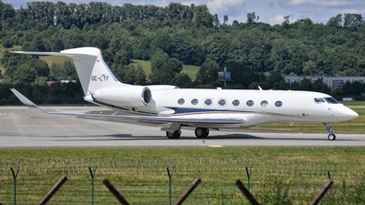 OE-LTF - Gulfstream G650 - Private