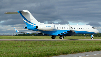 N5000P - Bombardier BD-700-1A11 Global 5000 - Private