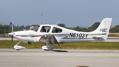 N6103Y - Cirrus SR22 - Private
