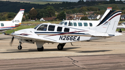 N266EA - Beechcraft 58 Baron - Private