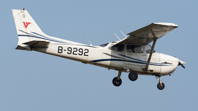 B-9292 - Cessna 172R Skyhawk - Civil Aviation Flight University of China