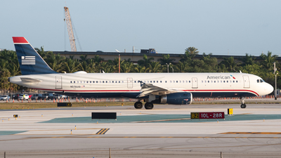 A picture of N578UW - Airbus A321231 - American Airlines - © JTPAviation