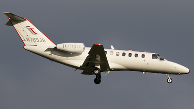 N785JS - Cessna 525B CitationJet 3 - Private