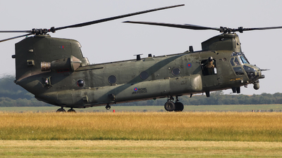 ZA708 - Boeing Chinook HC.6 - United Kingdom - Royal Air Force (RAF)
