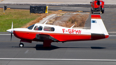 A picture of FGPHF - Mooney M20J - [243290] - © Eduardo Seijo