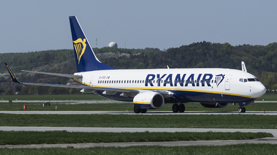 EI-FZZ - Boeing 737-8AS - Ryanair