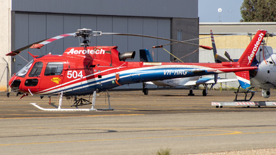 A picture of VHHRG - Airbus Helicopters H125 - [4642] - © Dion Tidey