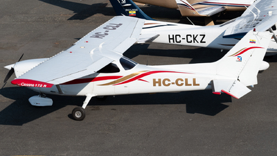 HC-CLL - Cessna 172R Skyhawk II - Agroaereo