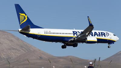 EI-EVY - Boeing 737-8AS - Ryanair
