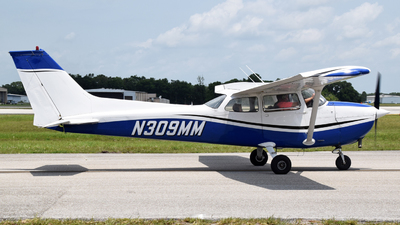 N309MM - Cessna 172M Skyhawk - Private